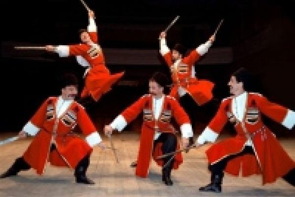 «Казаки России» с блеском выступили на международном фестивале в Канаде