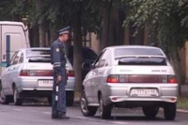 В Липецке 847 водителей побывали под арестом