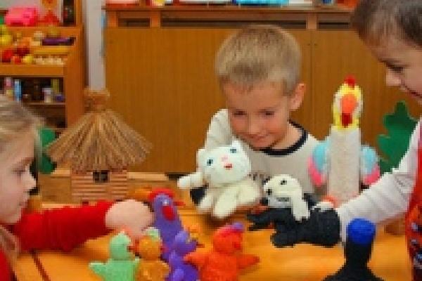 В Липецке на треть сократилась очередь в детские сады