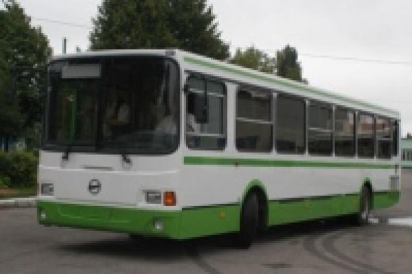 В автобусах Липецка появятся видеокамеры