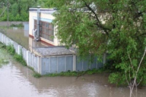 Депутаты выяснили причины подтопления домов Каменного Лога