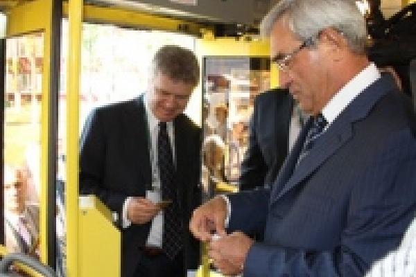 Мэрия Липецка похвасталась нововведениями на городском пассажирском транспорте
