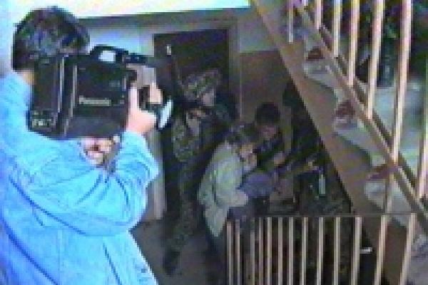 Первый день операции «Безопасный дом, подъезд, квартира» уже дал результат