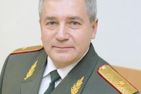 Начальник Липецкого УФСБ ушел на повышение в Москву - он теперь глава контрольного управления в администрации Президента России