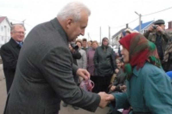 В Липецкой области сегодня 18 ветеранов стали новоселами