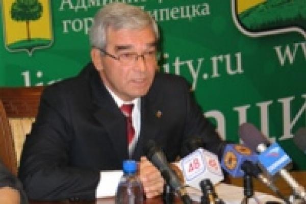 Президент России поддержал липецкого мэра