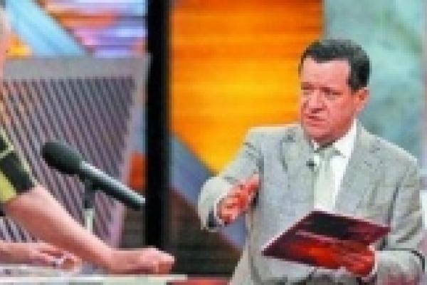 Милиционеры Липецка хотят судиться с депутатом Госдумы и популярным телеведущим Андреем Макаровым
