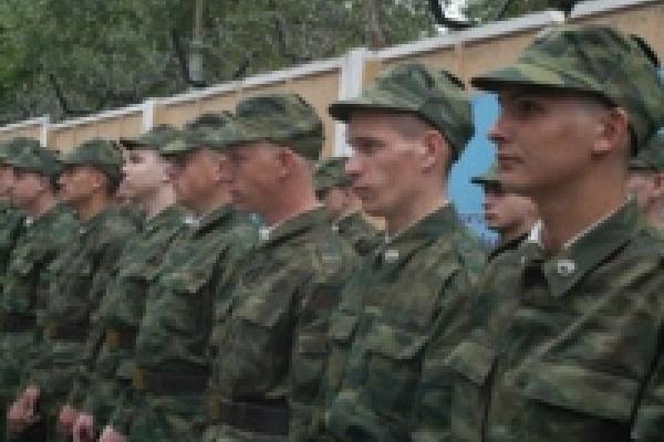 Вооруженные Силы России осенью пополнят около 2,5 тыс. молодых липчан