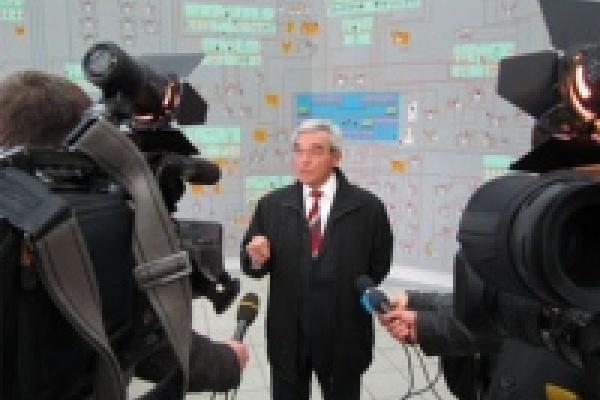 Глава Липецка запустил новую распределительную подстанцию