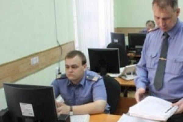 Милиция задержала угонщика
