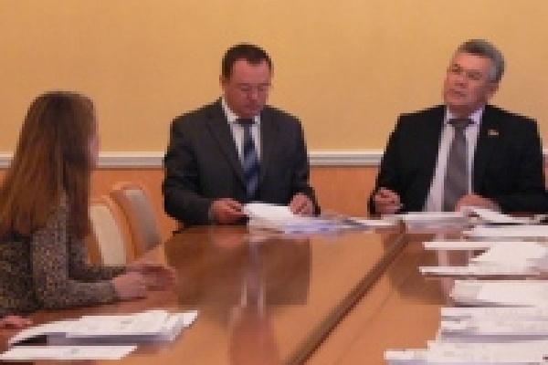 Павел Путилин: «Молодежный парламент—это наш резерв»