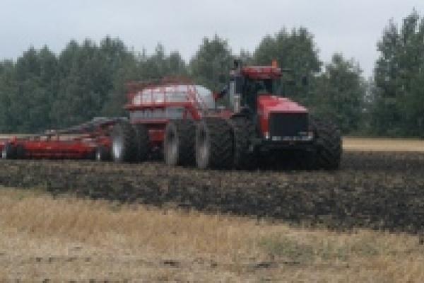 В Липецкой области повысят плодородие почв