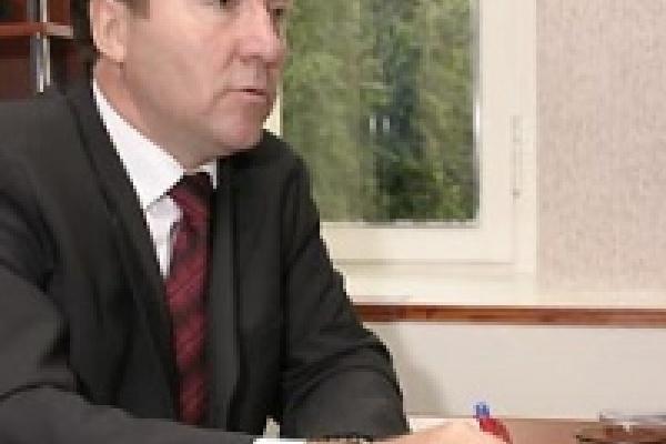 Олег Королев обсудил перспективы дальнейшего сотрудничества с представителями ЕБРР