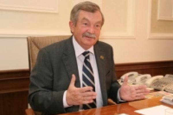 Горсовет Липецка временно возглавил главный бухгалтер НЛМК