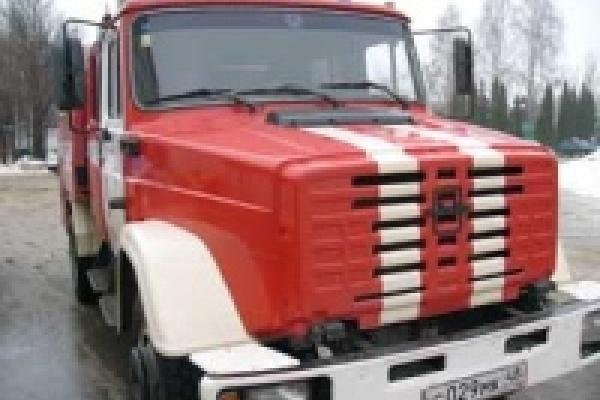 В Липецкой области уже 28 пожарно-спасательных постов