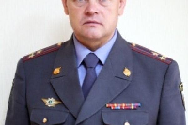 Вневедомственную охрану в Липецкой области возглавил гаишник