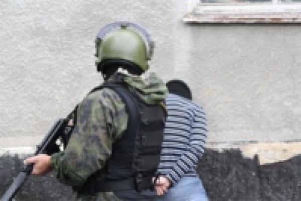 Бойцы внутренних войск задержали в Москве вооруженного бандита из Липецка