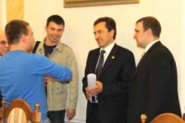 Александр Соколов призвал молодежь активнее участвовать в обсуждении бюджета Липецка