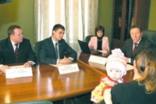 В  Липецкой области «Единая Россия» провела акцию «Здоровье»
