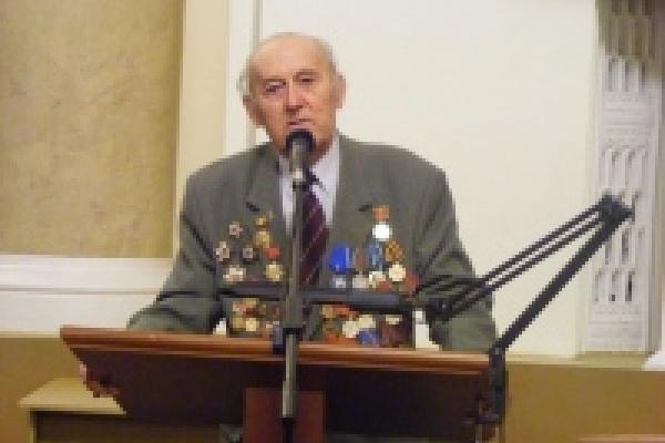 Скончался Почетный гражданин Липецка и старейший судья области Николай Усик