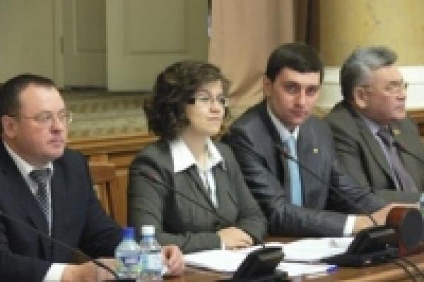 В Липецкой области Молодежный парламент II созыва приступил к работе