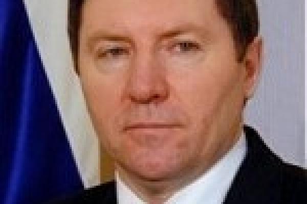 Олег Королев присутствует на оглашении послания Президента России к Федеральному Собранию РФ