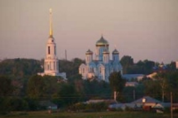 В Липецкой области открыли памятник святому Тихону Задонскому