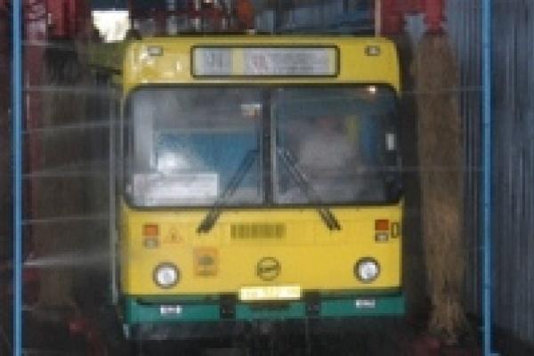 В Липецке 10 процентов автобусов требуют замены