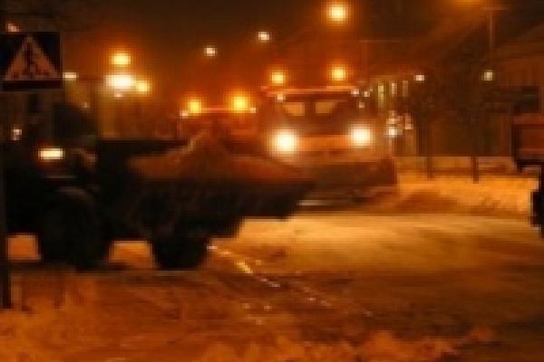 В Липецке ждут новую снегоуборочную машину