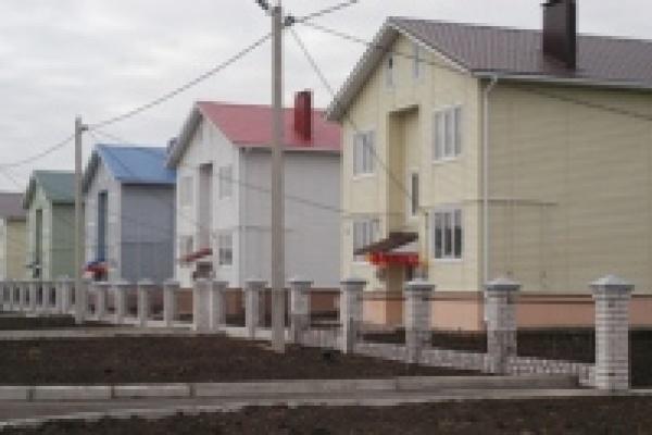 К концу года в регионе будет введено не менее 735 тыс. кв. м жилья