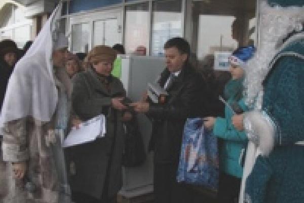 В Липецке подвели итоги акции «Транспортной карте – 1 год»