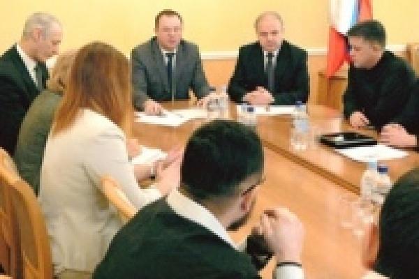 Павел Путилин встретился с лидерами молодежных организаций и национальных диаспор