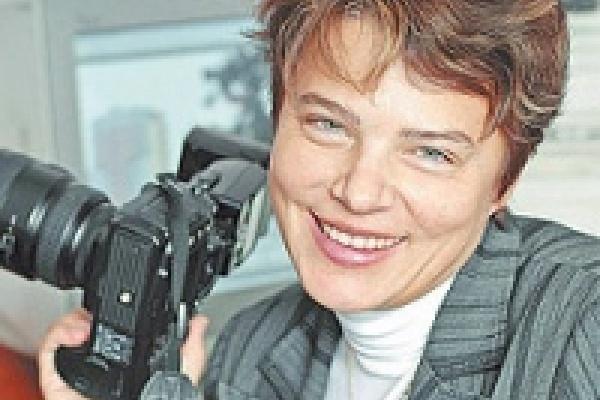 Фотокорреспондент из Липецка признана самой обаятельной журналисткой России