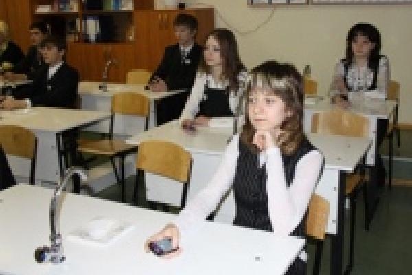 Мэр Липеца и спикер горсовета побывают в школе