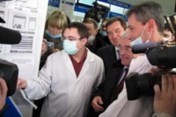 В поликлинике №1 Липецка внедрена комплексная медицинская информационная система