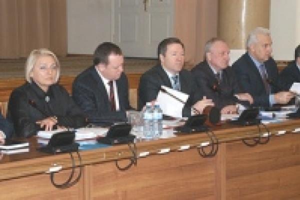 Власти Липецкой области будут ходатайствовать перед правительством России о введении прогрессивной шкалы налогообложения