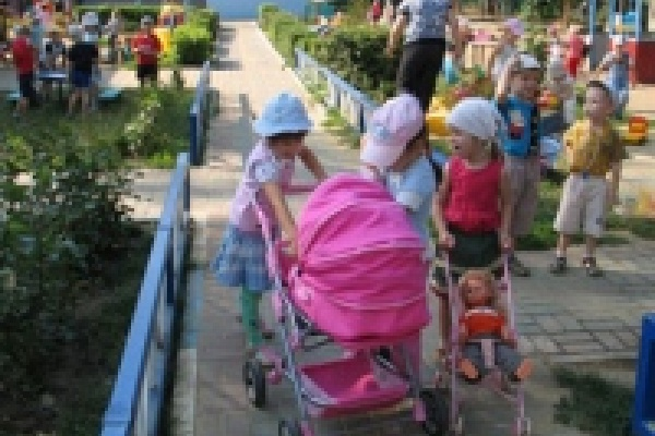 В Липецке выберут самый благоустроенный детсадовский двор
