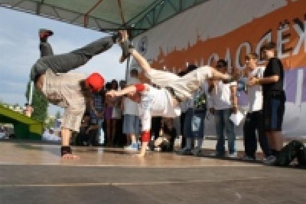 В Липецке пройдет фестиваль  «Танцы на крыше»