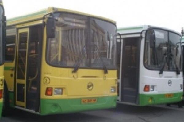 Обновление парка пассажирских автобусов будет продолжено