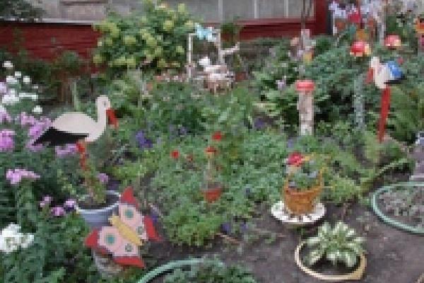 Стартовал конкурс «Липецкий дворик - 2011»