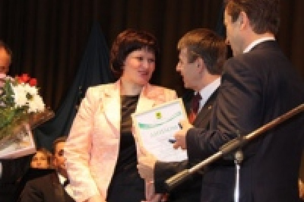 В Липецке наградили «Липчанок года»