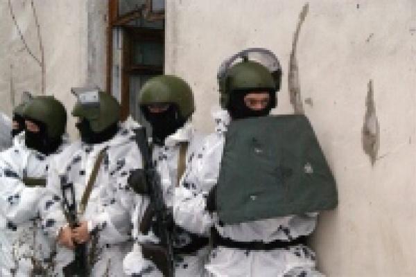 В Липецке объединят специальный отряд «Феникс» и ОМОН