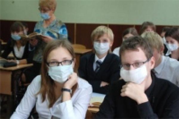 В Липецке еще не учатся ученики 18 классов
