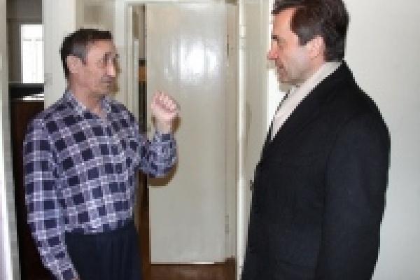 Председатель Липецкого горсовета намерен изменить ситуацию в ЖКХ