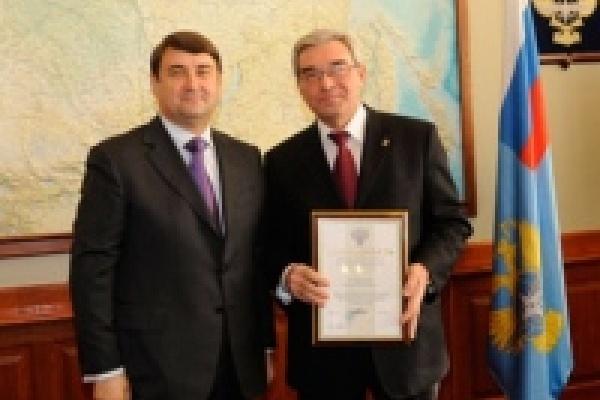 Мэр Липецка попросил у правительства России денег на ремонт Петровского моста