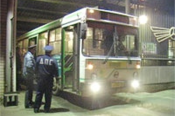 В Липецке началась операция «Безопасный автобус»