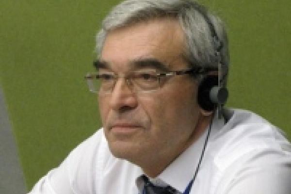 Михаил Гулевский опять в Страсбурге