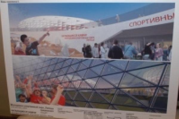 Стало известно кто и на каких условиях будет строить уникальный спорткомплекс в Липецке