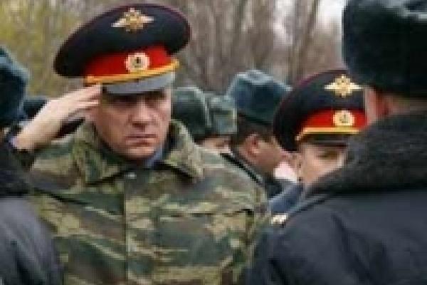 Бывшего начальника липецкой милиции наградили орденом Почета