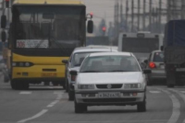 В воскресенье движение транспорта в центре Липецка будет приостановлено